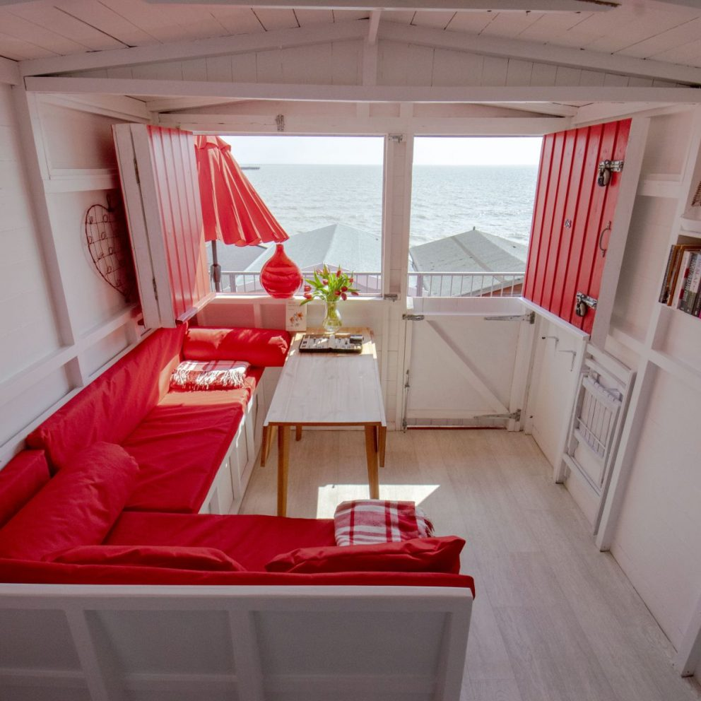 12 Reasons to Hire a Beach Hut For The Day