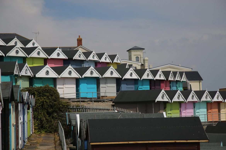 beach huts for sale