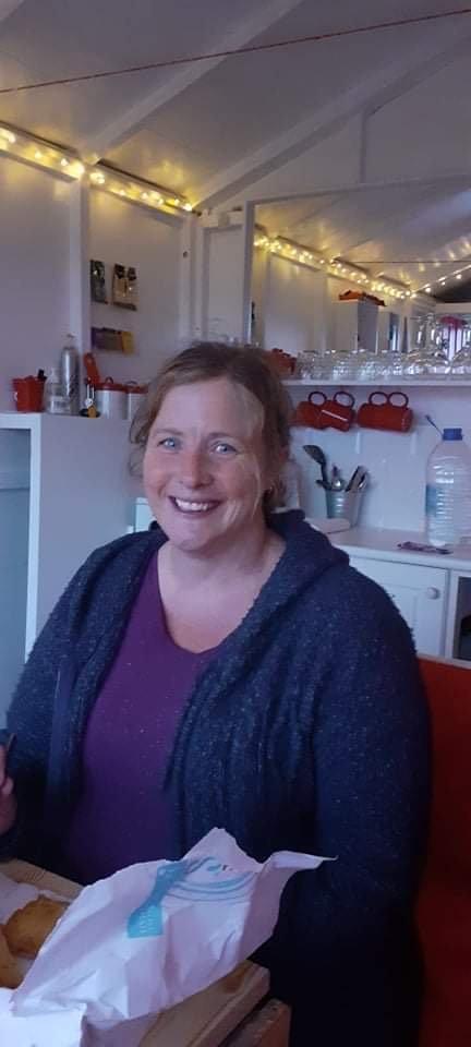 Kat Burke Red Beach Hut Member